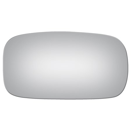 Burco 2604 Driver Side Replacement Mirror Glass for 92-99 Pontiac Bonneville 1999 Pontiac Bonneville Replacement
