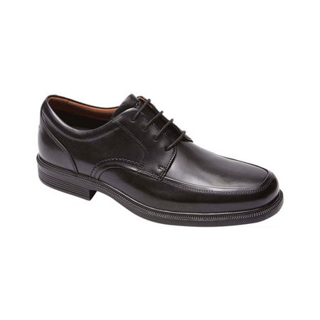 Mens Rockport Dressports Luxe Apron Toe Oxford