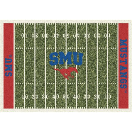 Milliken Ncaa College Home Field Area Rugs - Contemporary 01390 Ncaa College Football Sports Novelty Rug