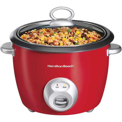 Hamilton Beach 20 Cup Capacity Rice Cooker | Model# 37538H