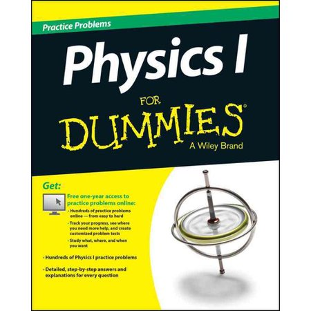 physics i practice problems for dummies pdf