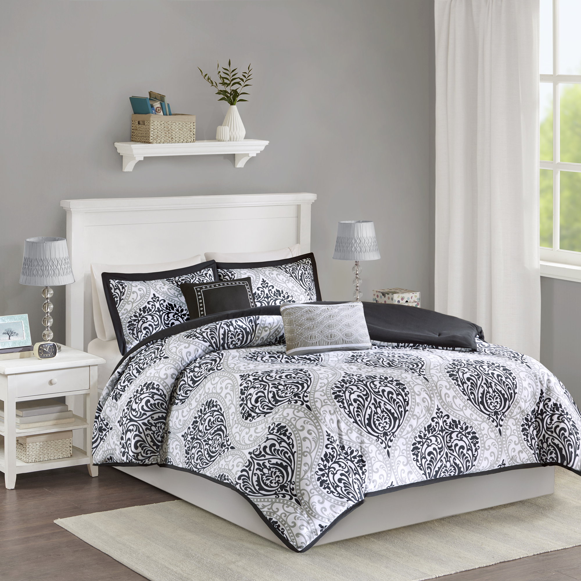 Home Essence Apartment Chelsea Ultra Soft Bedding Comforter Set