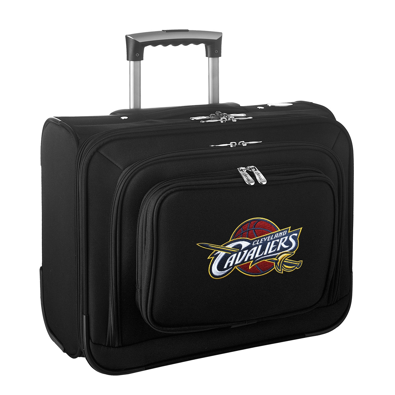 Denco NBA Wheeled Laptop Overnighter - Cleveleland Cavaliers