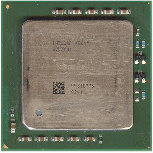 Dual Xeon Socket 604 Server - Intel Xeon 3.06GHz 533MHz 512KB Socket 604 CPU Processor -Refurbished