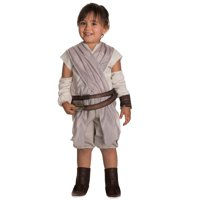 Star Wars: The Force Awakens - Rey Toddler Costume 4T