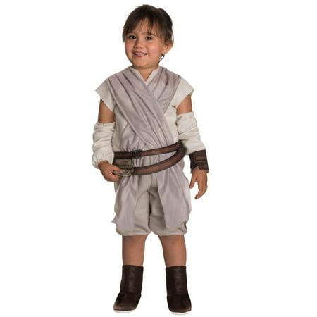 Star Wars: The Force Awakens - Rey Toddler Costume - Star Wars Toddler Costumes