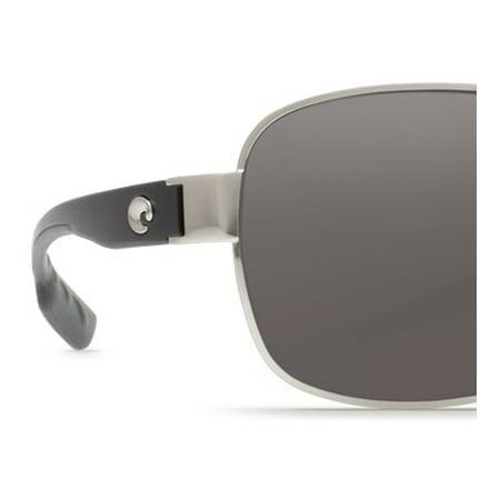 846d8fa3a2bc8 ... Frame-580 Gray UPC 097963488495 product image for Costa Del Mar Cocos  C-Mate Palladium Sunglasses
