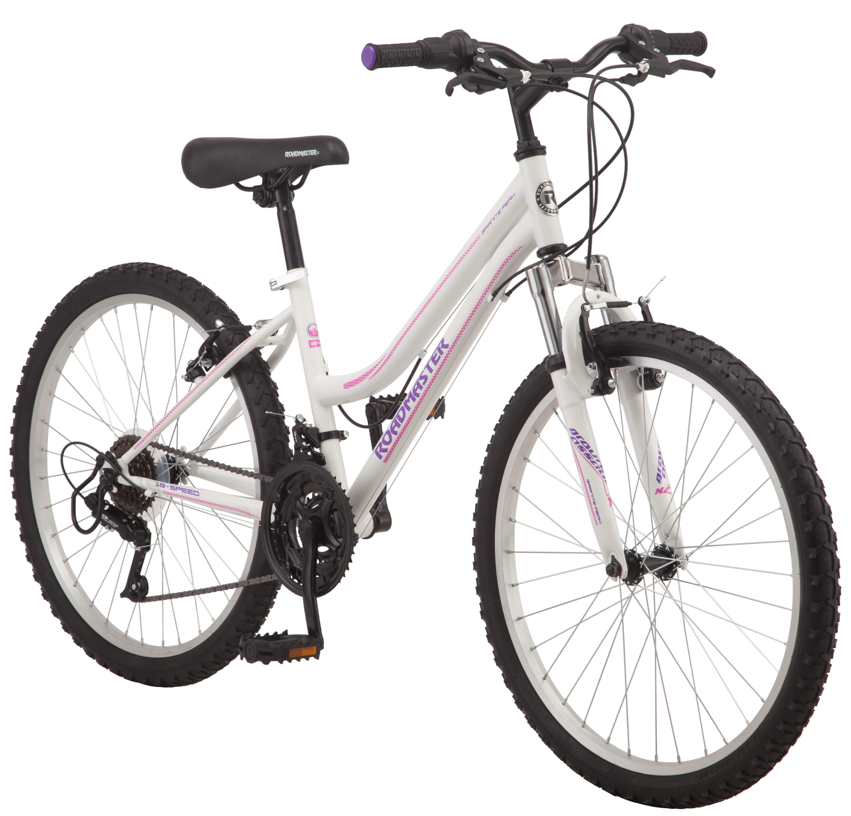 3f2937ff9d0 Roadmaster Granite Peak Girls Mountain Bike, 24