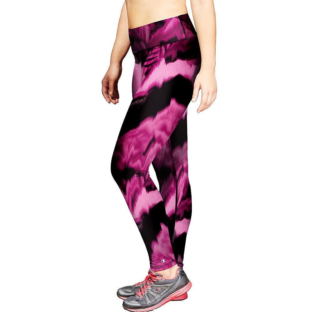 Champion Plus Absolute Printed Tights with SmoothTec Band