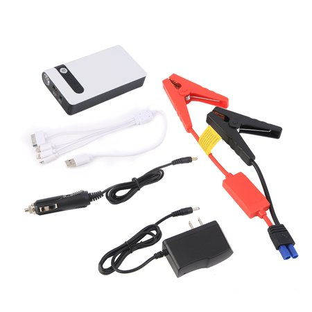 Protable 12V 20000mAh Super Vehicle Car Jump Starter Auto Engine Emergency Charger Auto Power Bank Battery