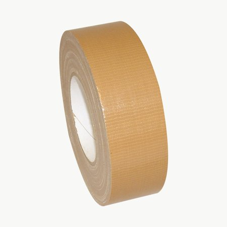 JVCC DT-IG Industrial Grade Duct Tape: 2 in. x 60 yds. (Tan)