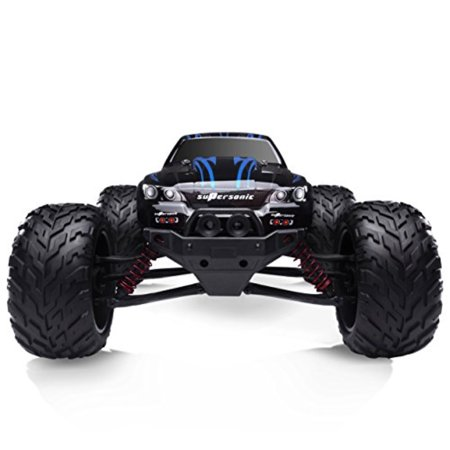 HOSIM All Terrain RC Car 9112, 38km/h 1/12 Scale Radio Controlled Electric Car - Offroad 2.4Ghz 2WD Remote Control Truck - Best Christmas Gift for Kids and Adults