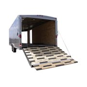 Caliber Products 13351 Enclosed Trailer Door Kit