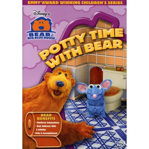 Bear In The Big Blue House: Potty Time With Bear