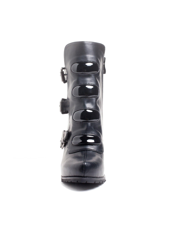 Hades Shoes H-NEO Matrix 7 5 inspired cyber boots 7 Matrix / Black 449f1e