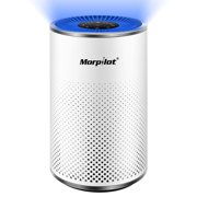 Morpilot HEPA Air Purifier for Home, CADR 130 m³/H, Remove Dust, Pollen, Allergens, Odor, Air Cleaner for Bedroom Office, Model EPI130