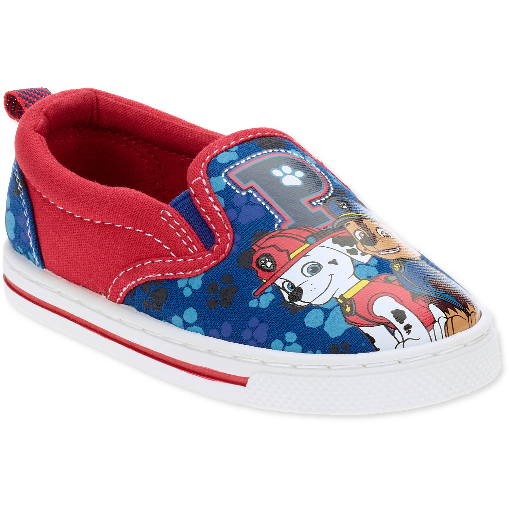 Paw Patrol Kids Shoes for Boys Sneaker Slip On Character Toddler Boy Shoes