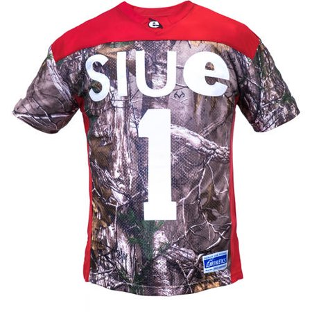 NCAA Southern Illinois Edwardsville Men's Realtree Game Day Jersey