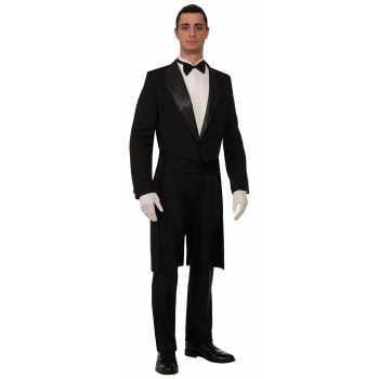 CO-FORMAL TUXEDO TAILCOAT-XL - Tailcoat Costume