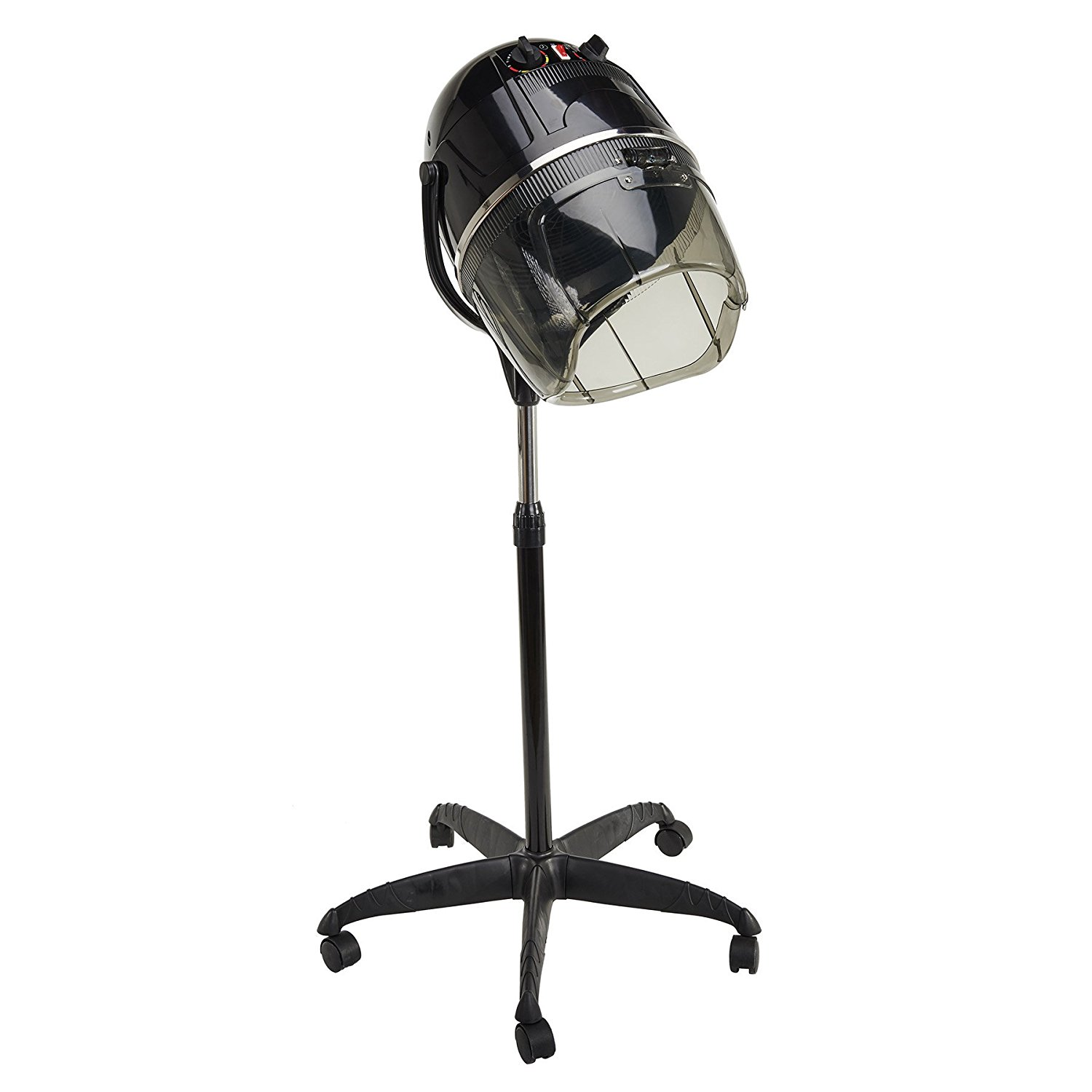 Pinty Adjustable Stand Up Hair Dryer with Bonnet Style Hood