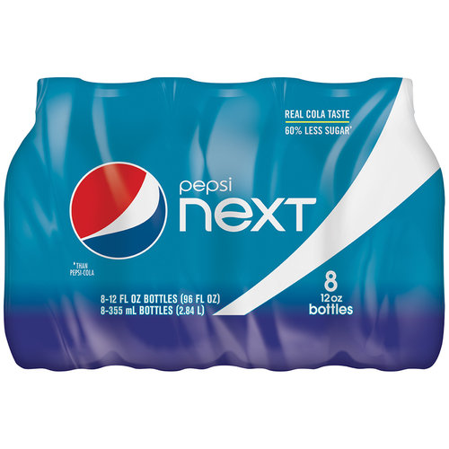 Pepsi Next 12oz Pet 8pk