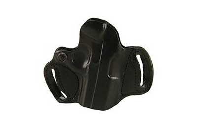 Desantis Mini Slide Belt Holster fits Glock 17 19 26, Right Hand, Black Holster by Desantis