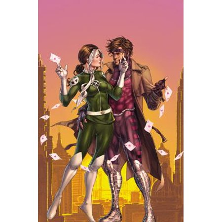 X-men Gambit (X-Men : Gambit & Rogue)