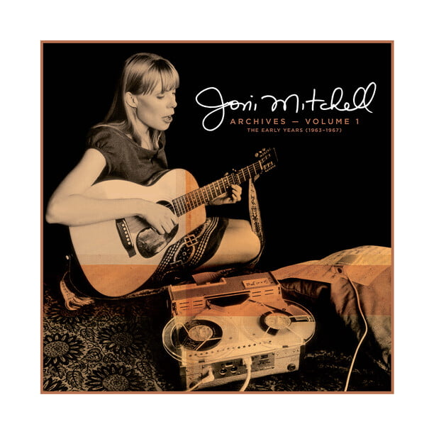 Joni Mitchell - Joni Mitchell Archives, Vol. 1: The Early Years (1963-1967) - CD