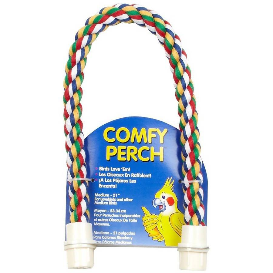 "Booda Comfy Perch Medium, 21"", Assorted"