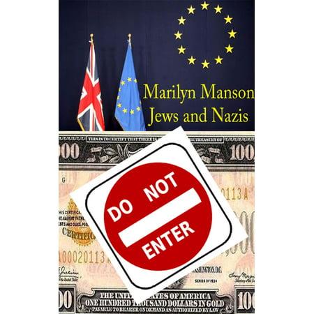Marilyn Manson Jews and Nazis - eBook - Marilyn Manson Halloween Mix