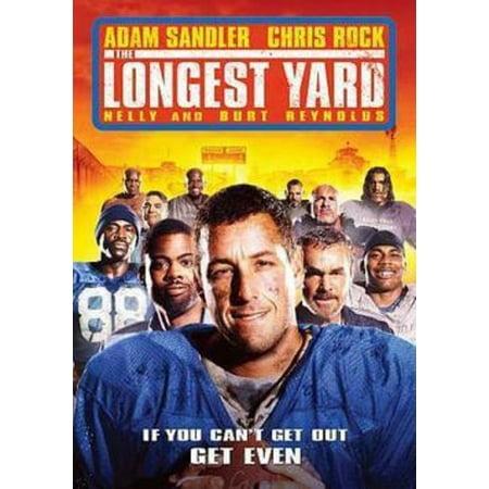 The Longest Yard (DVD) (Halloween Adam Sandler)