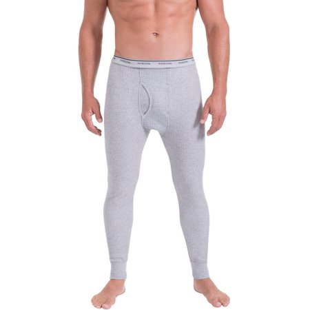 Fruit of the Loom Big Men's Classic Thermal Underwear Bottom ...