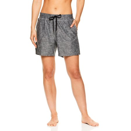Gaiam Women's Active Marled Short
