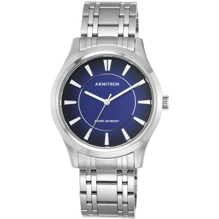 Armitron Men's Showcase Dress Watch, Metal Bracelet