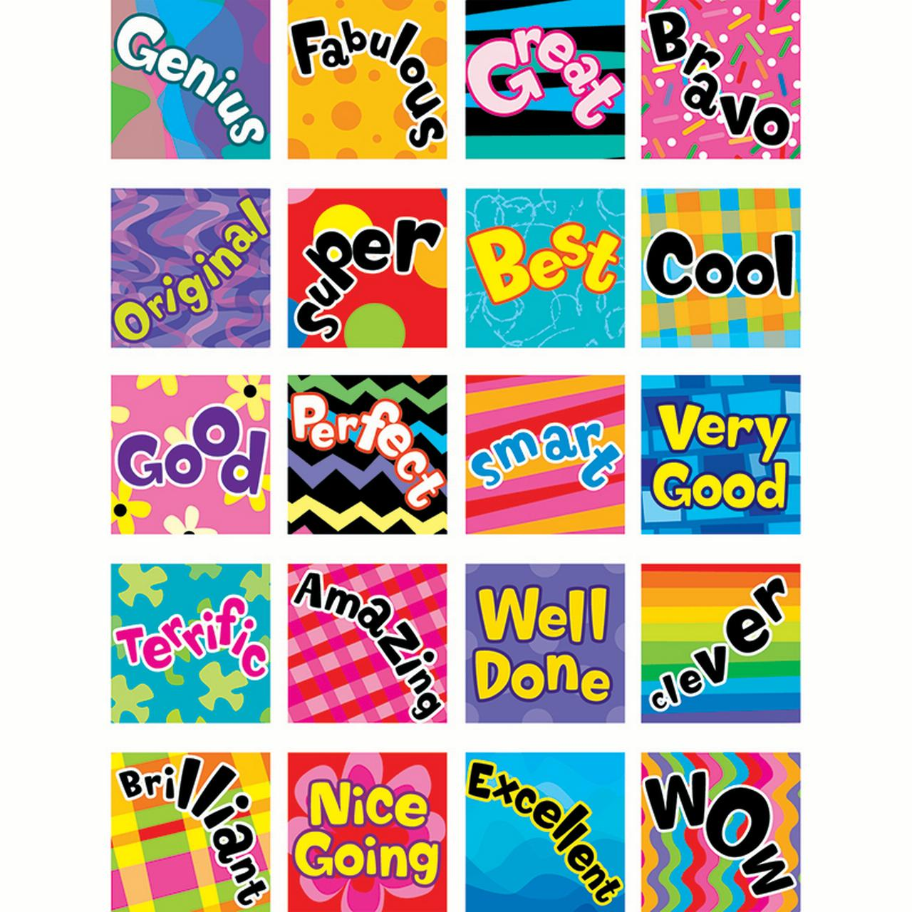 TAKE A BOW POPPIN PATTERNS STICKERS