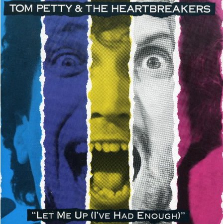 Let Me Up I've Had Enough (CD)