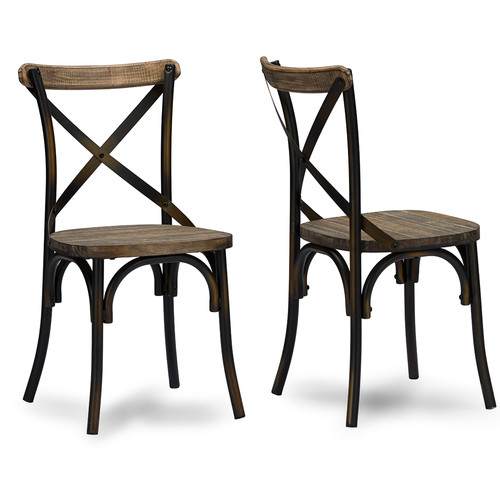 Latitude Run Suruga Side Chair (Set of 2)