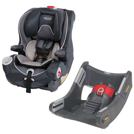 graco smartseat all in one car seat with extra base. Black Bedroom Furniture Sets. Home Design Ideas