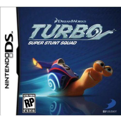Turbo: Super Stunt Squad (DS)