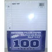 100 Sheet Filler Paper- Wide Ruled Case Of 48