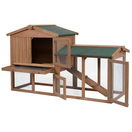 Co Op Garden Furniture 58 large wooden rabbit hutch chicken coop bunny animal hen cage 58 large wooden rabbit hutch chicken coop bunny animal hen cage house wrun workwithnaturefo