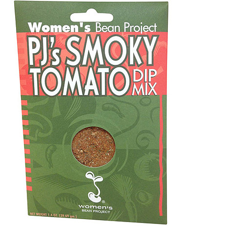 Women's Bean Project PJ's Smoky Tomato Dip Mix, 1.4 oz