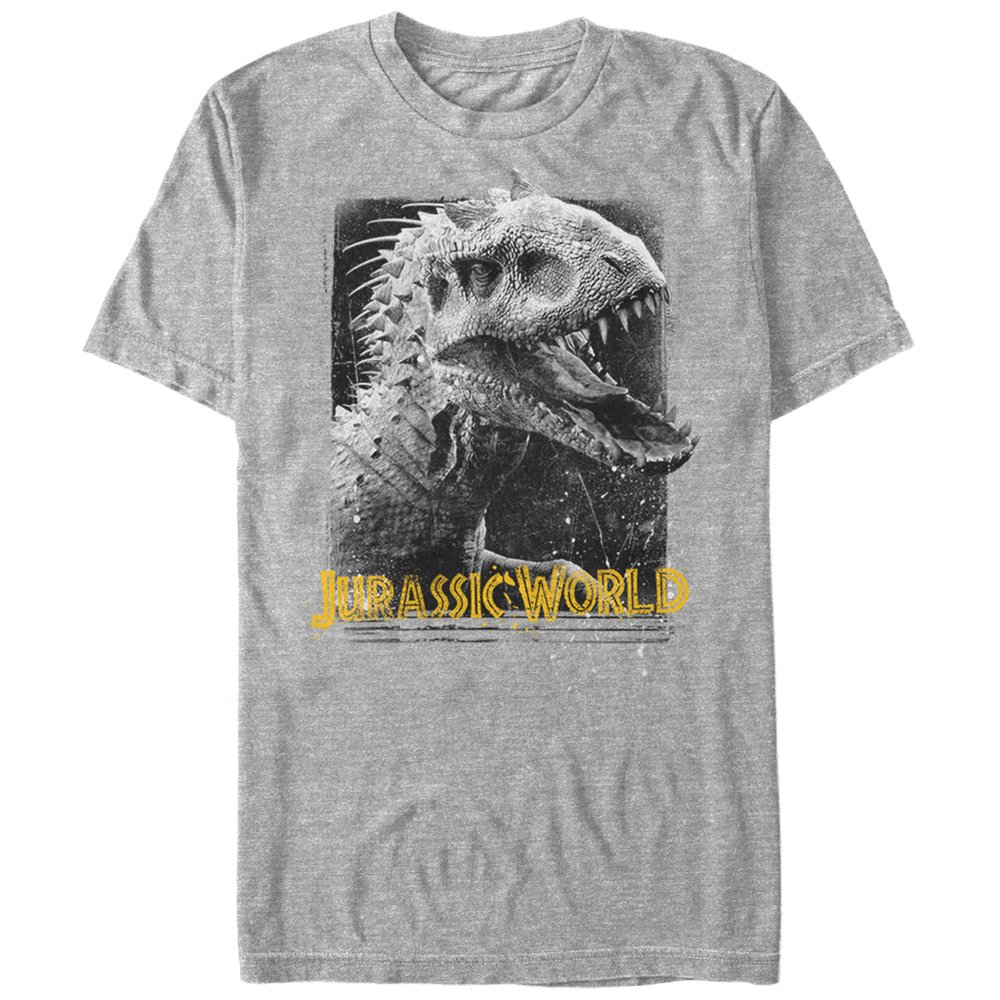Jurassic World Indominus Rex Mens Graphic T Shirt
