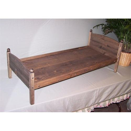 Charlies Woodshop W-2535 Functional Wooden Animal Furniture - 21 x 42 inch