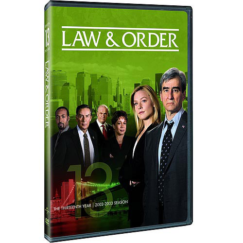 Law & Order: The Thirteenth Year (Widescreen)