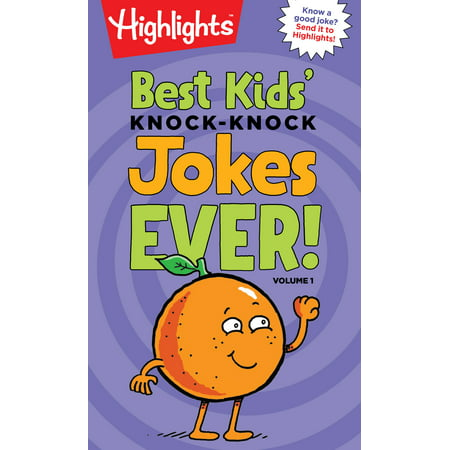 Best Kids' Knock-Knock Jokes Ever! Volume 1 (Best Halloween Joke)