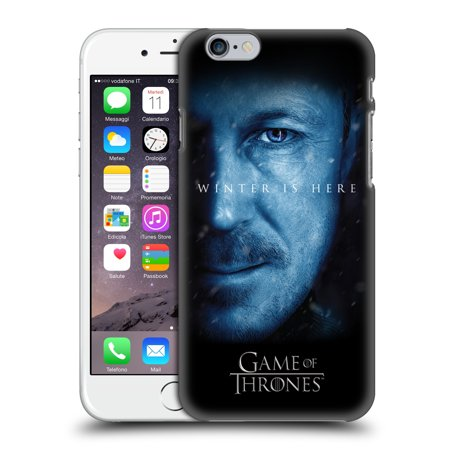 OFFICIAL HBO GAME OF THRONES WINTER IS HERE HARD BACK CASE FOR APPLE IPHONE PHONES - Cersei Lannister Dresses