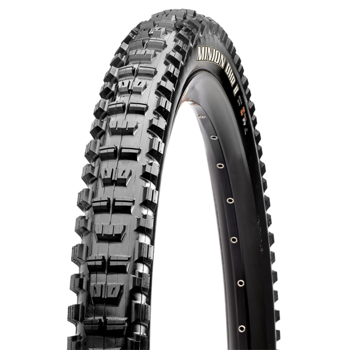 Maxxis Minion DHR II ST Dual Ply Wire Bead Downhill Bicycle Tire
