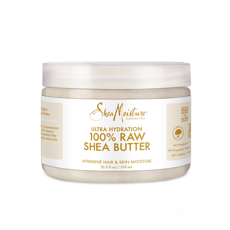 SheaMoisture 100% Pure Raw Shea Butter, 10 5 oz