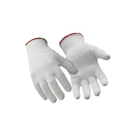 RefrigiWear Moisture Wicking Thermax Glove Liners White (Pack of 12 Pairs) ()